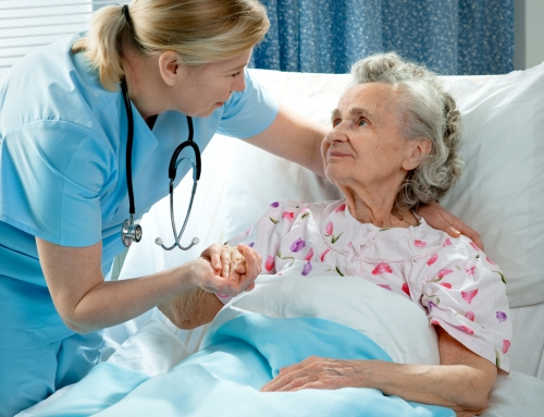 Pflegehilfe